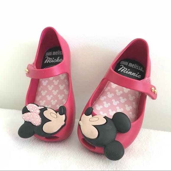 16aff81b4568 Ultragirl Disney Twins Mary Jane Jelly Flats. M 5a6518c21dffdaa5b0a89ff5